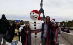 Paris : GVQ Canada présente l'hiver québécois aux professionnels français