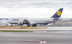 Grève Lufthansa : 290 annulations de vols à Francfort et Düsseldorf