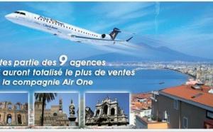 Air one et Go Voyages organisent un challenge de ventes