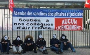 Violences Air France : 5 salariés licenciés, 11 mis à pied... la CGT appelle à la grève