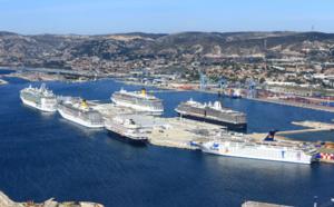 Etat d'urgence : pas de restriction sur les croisières à Marseille