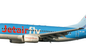 Jetairfly ouvre les ventes pour ses vols de l'été 2016