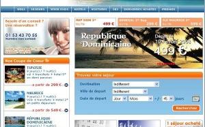 eAgences : Promovols-Promosesjours dans le haut du panier...