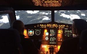 CE, séminaires : prenez les commandes d'un A320 ! (Vidéo)