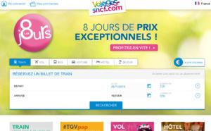 Voyages-sncf.com change de page d'accueil
