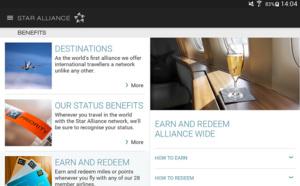Star Alliance lance son nouveau site Internet