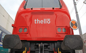 Thello supprime 3 arrêts sur l'axe Marseille - Nice - Milan