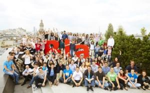 Blablacar embraye et prévoit de recruter 300 personnes en 2016