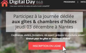 "Hôtellerie : Appyourself lance le ""Digital Day B&B"""