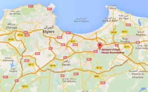 Aéroport d'Alger : des travaux d'extension jusqu'en 2018