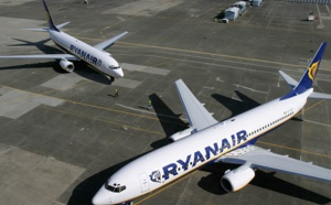 Ryanair : +21% de passagers en novembre 2015