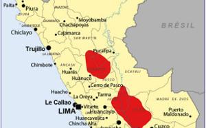 Pérou : le Quai d'Orsay met en garde contre des attaques de bus dans le Sud