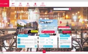 Aéroports de Lyon : nouveau site Web pour faciliter la préparation des voyages