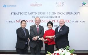 Vietnam : Mövenpick ouvrira un complexe sur l'île de Phu Quoc en 2017