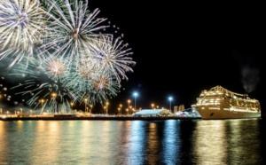 MSC Croisières : coup d'envoi de la saison hivernale 2015/2016 à Abu Dhabi, Dubaï et Oman