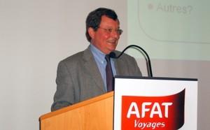 Afat : «Pourquoi seules les AGV pourraient-elles vendre des voyages ?»