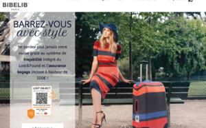 Des bagages traçables avec BibeliB
