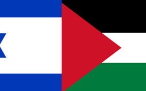 """Israël/Palestine : le Quai d'Orsay appelle à """"la plus grande prudence"""""""