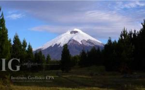 Equateur : le volcan Cotopaxi entre en phase très active