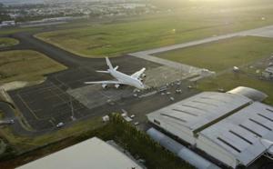 Aéroport Guadeloupe Pôle Caraïbes : +1,33 % de passagers en novembre 2015