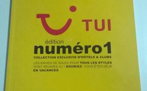 TUI sort sa brochure Hôtels & Clubs édition numéro 1