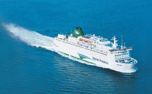 Irish Ferries : nouveau navire entre la France et l'Irlande