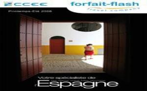 Forfait-Flash : nouvelle brochure printemps/été 2008