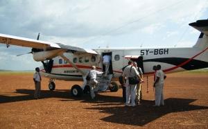 III - Un Kenya « express » avec Longs Courriers