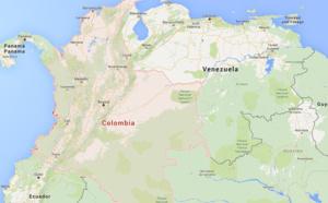 Colombie : le Quai d'Orsay recommande d'éviter la frontière avec le Venezuela