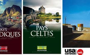 Eté 2016 : Kuoni sort les brochures Scanditours, Celtictours et Vacances Fabuleuses