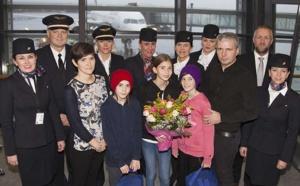 Icelandair a passé la barre de 3 millions de passagers annuels pour la première fois en 2015