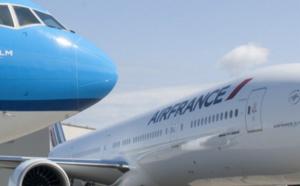 Air France-KLM a dégagé des bénéfices en 2015