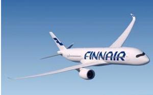 Finnair met en service son nouvel Airbus A350 XWB