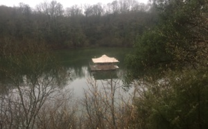 Echologia: des hébergements insolites en Mayenne