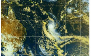 Cyclone ULA en Nouvelle-Calédonie : fin de la pré-alerte à 20 heures locales