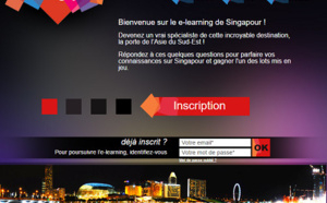 Singapour relance son e-learning en 2016