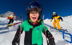 Tignes (Alpes, France) : la station de ski déroule le tapis rouge aux familles