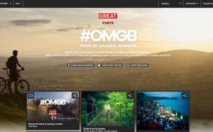 """VisitBritain : une campagne pour faire de la Grande Bretagne une """"Terre d'Instants Inoubliables"""""""