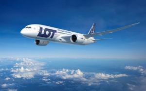 LOT Polish Airlines lance un nouveau vol Varsovie-Tokyo