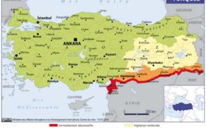 """Turquie : le Quai d'Orsay ne déconseille pas la destination mais invite à la """"vigilance renforcée"""""""