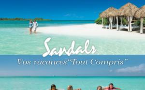 Exotismes & Sandals : vos vacances « Tout Compris » en couple ou en famille