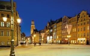 Pologne : Wroclaw, la ville aux 112 ponts, capitale européenne de la culture