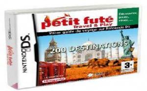 Guide de Voyage : le Petit Futé sur Nintendo DS