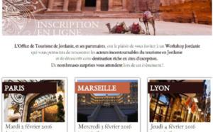 La Jordanie part en tournée à Paris, Marseille et Lyon