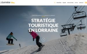 Lorraine : le CRT lance un nouvel espace pro sur son site Internet