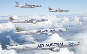 Grève des pilotes d'Air Austral : 10 vols annulés vendredi 29 et samedi 30 janvier