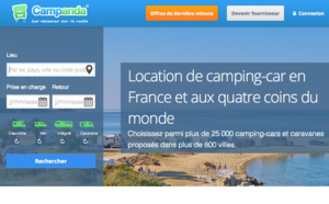 Camping-Cars : Campanda fusionne avec la start-up bordelaise Airvy