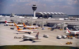 Aéroport Munich : le nouveau terminal 2 accessible dès le 26 avril 2016
