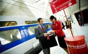 SNCF : Avis n'a pas raté le train et reste un partenaire privilégié des AGV