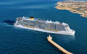 Costa Croisières nomme Adam D. Tihany pour concevoir le design de ses 2 futurs navires